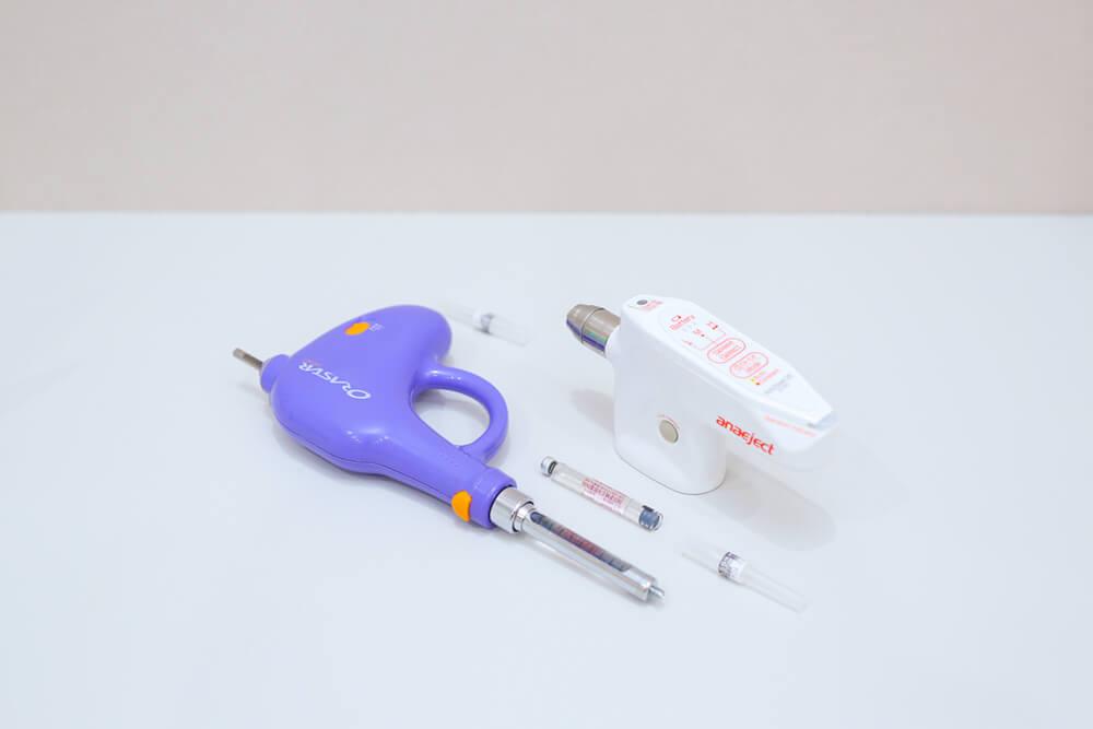 電波麻酔注射器